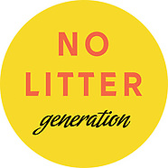 No Litter Generation Logo