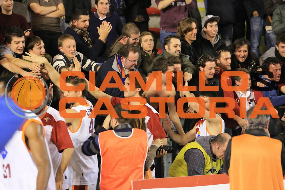 DESCRIZIONE :  Roma Lega A 2012-13 Acea Roma Umana Reyer Venezia<br /> GIOCATORE : team tifosi<br /> CATEGORIA : esultanza <br /> SQUADRA : Acea Roma<br /> EVENTO : Campionato Lega A 2012-2013 <br /> GARA : Acea Roma Umana Reyer Venezia<br /> DATA : 16/03/2013<br /> SPORT : Pallacanestro <br /> AUTORE : Agenzia Ciamillo-Castoria/M.Simoni<br /> Galleria : Lega Basket A 2012-2013  <br /> Fotonotizia : Roma Lega A 2012-13 Acea Roma Umana Reyer Venezia<br /> Predefinita :