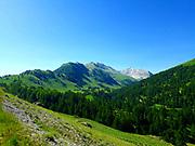 Colle di Maddalena Piemonte Italy