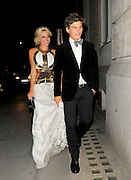 12.JANUARY.2012. LONDON<br /> <br /> PIXIE LOTT AND HER BOYFRIEND OLIVER CHESHIRE LEAVE THE MOVIDA NIGHT CLUB IN CENTRAL LONDON VIA THE FIRE EXIT AT 3:30AM.<br /> <br /> BYLINE: EDBIMAGEARCHIVE.COM<br /> <br /> *THIS IMAGE IS STRICTLY FOR UK NEWSPAPERS AND MAGAZINES ONLY*<br /> *FOR WORLD WIDE SALES AND WEB USE PLEASE CONTACT EDBIMAGEARCHIVE - 0208 954 5968*