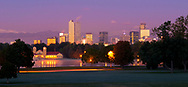 This skyline picture shows the mile high city of Denver Colorado, my home, from the east at sunrise.<br /> <br /> Camera <br /> NIKON D5000<br /> Lens <br /> 17.0-70.0 mm f/2.8-4.0<br /> Focal Length <br /> 70<br /> Shutter Speed <br /> 10<br /> Aperture <br /> 9<br /> ISO <br /> 200