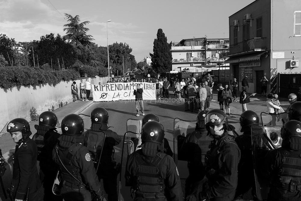 ROME, ITALY - 12 MAY 2013: in Rome, Italy, on May 12, 2013.