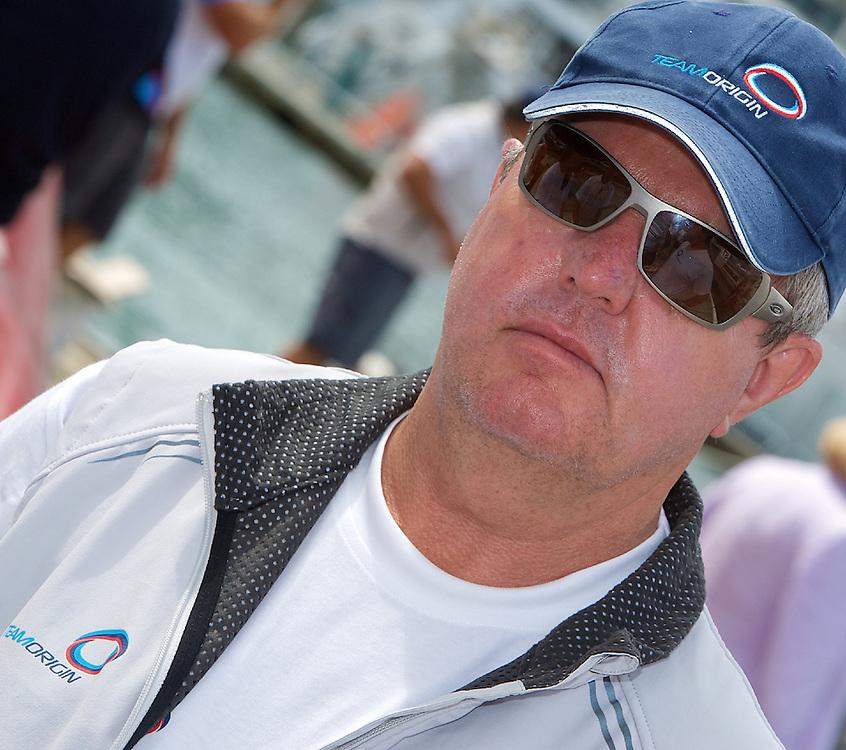 NEW ZEALAND, Auckland, Louis Vuitton Pacific Series, Sir Keith Mills, Team Principal, TEAMORIGIN.