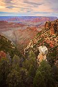 Thor's Hammer, Grand Canyon National Park in Arizona.