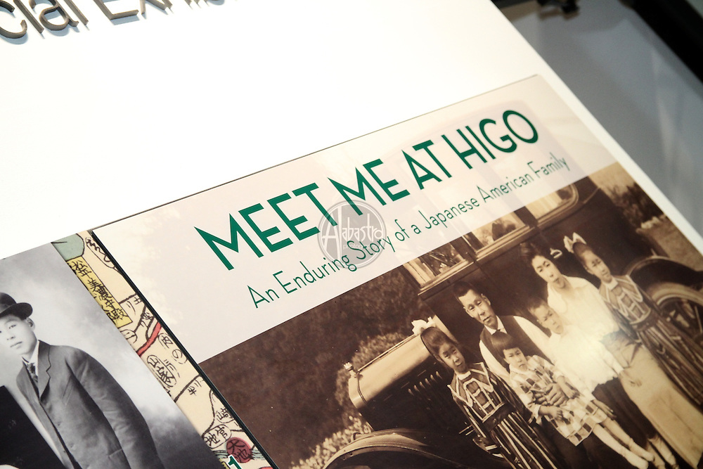 """Meet Me at Higo"" exhibit opening night at the Wing Luke Museum."