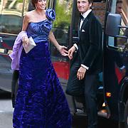 NLD/Amsterdam/20110527 - 40ste verjaardag Prinses Maxima, Prins Maurits en Prinses Marilene