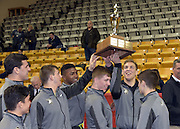 NCAA Wrestling: VMI blanks Davidson, 37-0