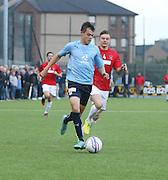 Jesse Curran - Tayport v Dundee XI - pre-season friendly at the GA Arena <br /> <br />  - &copy; David Young - www.davidyoungphoto.co.uk - email: davidyoungphoto@gmail.com