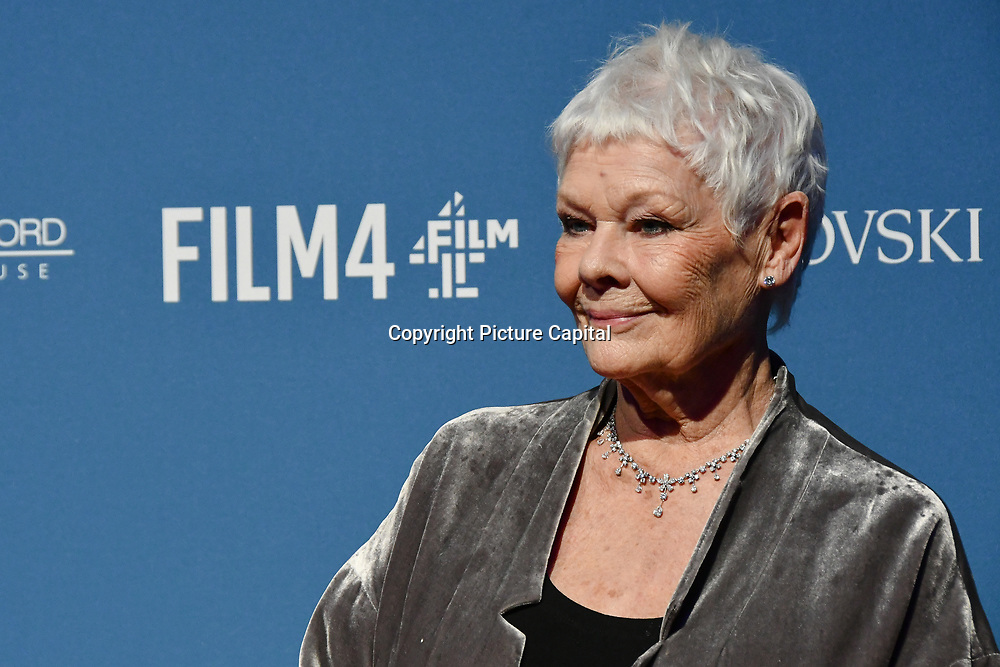 Dame Judi Dench Arrivers at The 21sh British Independent Film Awards at 1 Old Billingsgate Walk on 21 December 2018, London, UK.