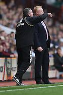 Picture by Paul Chesterton/Focus Images Ltd.  07904 640267.5/11/11.Norwich Manager Paul Lambert during the Barclays Premier League match at Villa Park stadium, Birmingham.