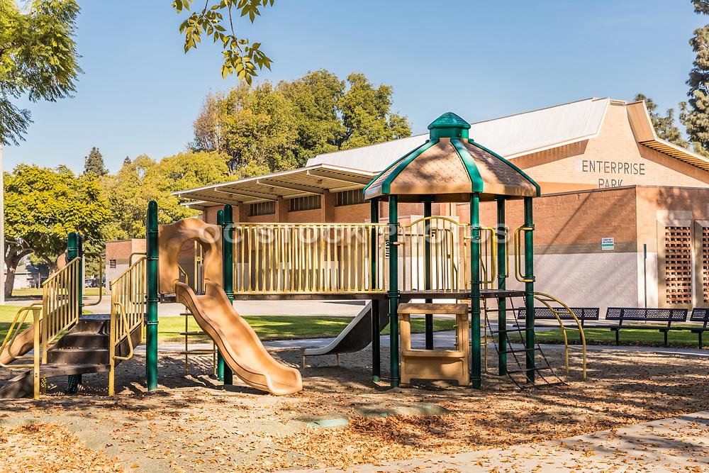 Enterprise Park Gymnasium and Playground in Compton