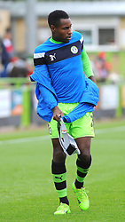 Dale Bennett of Forest Green Rovers - Mandatory by-line: Nizaam Jones/JMP- 30/09/2017 - FOOTBALL - New Lawn Stadium - Nailsworth, England - Forest Green Rovers v Accrington Stanley - Sky Bet League Two