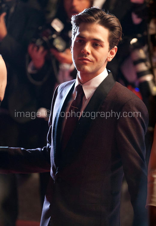 Director Xavier Dolan at the gala screening for the film It's Only the End of the World (Juste La Fin Du Monde) at the 69th Cannes Film Festival, Thursday 19th  May 2016, Cannes, France. Photography: Doreen Kennedy