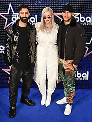 The Global Awards held at Eventim Apollo, Hammersmith, London on Thursday 1 March 2018