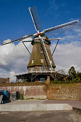 Molen De Valk, Montfoort, Utrecht, Netherlands