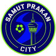 Samut Prakan City FC 2019 Photoshoot
