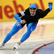 Nick Pearson - US Speed Skating Team - Long Track Speed Skating - Photo Archive