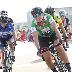 03-09-2017: Wielrennen: Boels Ladies Tour: Sittard: Lisa Brennauer