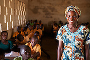 Rachia Abubakoni is a qualified teacher and is working at Wungu School. The very school she went to as a child. She became a teacher because she wanted to play a part in helping girls and boys in the community where she was born to have the opportunity she almost missed out on.