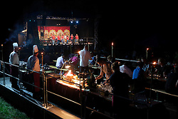 CZECH REPUBLIC VYSOCINA SVOJANOV 14AUG15 - Romale gypsy music festival near the village of Svojanov, Vyoscina, Czech Republic.<br /> <br /> <br /> <br /> jre/Photo by Jiri Rezac<br /> <br /> <br /> <br /> &copy; Jiri Rezac 2015