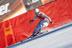 07.02.2020, Kandahar, Garmisch, GER, FIS Weltcup Ski Alpin, Abfahrt, Damen, 1. Training, im Bild Michaela Wenig (GER) // Michaela Wenig of Germany in action during the 1st training run of women's Downhill of FIS Ski Alpine World Cup Kandahar in Garmisch, Germany on 2020/02/07. EXPA Pictures © 2020, PhotoCredit: EXPA/ Johann Groder
