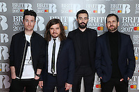 The BRIT Awards 2017,<br /> Photo Credit: John Marshall - jmenternational