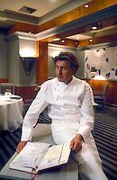 Chef Pierre Gagnaire, Paris