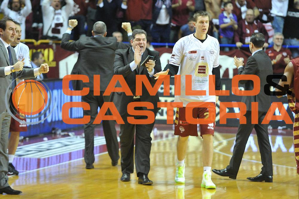 DESCRIZIONE : Venezia Lega A 2012-13 Umana Reyer Venezia Chebolletta Cantu <br /> GIOCATORE : alberto bilio<br /> CATEGORIA : esultanza<br /> SQUADRA : Umana Reyer Venezia Chebolletta Cantu<br /> EVENTO : Campionato Lega A 2012-2013 <br /> GARA : Umana Reyer Venezia Chebolletta Cantu <br /> DATA : 20/01/2013<br /> SPORT : Pallacanestro <br /> AUTORE : Agenzia Ciamillo-Castoria/M.Gregolin<br /> Galleria : Lega Basket A 2012-2013  <br /> Fotonotizia : Venezia Lega A 2012-13 Umana Reyer Venezia Chebolletta Cantu<br /> Predefinita :