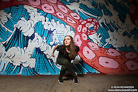 Brooklyn Dance As Art Photography featuring Summation Dance Company dancer, Julie McMillan