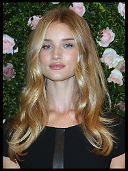 Rosie Huntington-Whiteley launches her lingerie range for Marks and Spencer in London, Thursday, 30th August 2012.  Photo by: Stephen Lock / i-Images