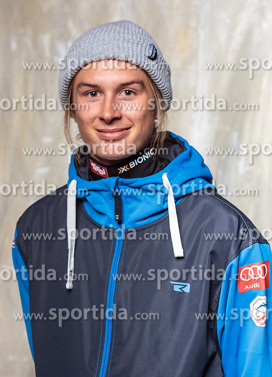 08.10.2016, Olympia Eisstadion, Innsbruck, AUT, OeSV Einkleidung Winterkollektion, Portraits 2016, im Bild Max Mall, Freestyle, Herren // during the Outfitting of the Ski Austria Winter Collection and official Portrait Photoshooting at the Olympia Eisstadion in Innsbruck, Austria on 2016/10/08. EXPA Pictures © 2016, PhotoCredit: EXPA/ JFK