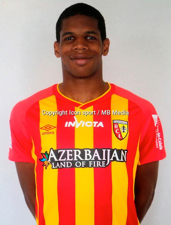 Ludovic Baal - 29.10.2014 - Portrait Lens - Ligue 1 -<br /> Photo : Icon Sport
