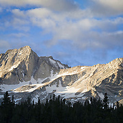 Sierra Sunrise, Inyo National Forest