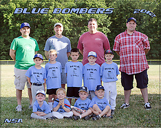 Blue Bombers Team & Individual, 2012