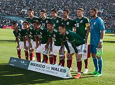 Mexico vs. Wales 29 May 2018
