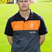 AUS/Seefeld/20100529 - Training NL Elftal WK 2010, Frank de Boer