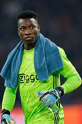 27-10-2019 NED: Ajax - Feyenoord, Amsterdam<br /> Eredivisie Round 11, Ajax win 4-0 / André Onana #24 of Ajax