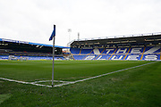St Andrews during the Sky Bet Championship match between Birmingham City and Queens Park Rangers at St Andrews, Birmingham, England on 17 October 2015. Photo by Alan Franklin.