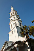 St. Michael's Church Broad Street Charleston, SC.