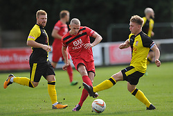 LINDON MEIKLE KETTERING TOWN, Kettering Town v Chesham United FC Evo stick <br /> Southern League Premier, Latimer Park Saturday 23rd September 2017