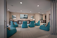 Architectural Interior of Mallory Square Apartments in Rockville MD by Jeffrey Sauers of Commercial Photographics, Architectural Photo Artistry in Washington DC, Virginia to Florida and PA to New England
