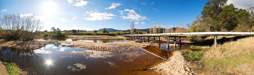 Towamba River, Towamba, New South Wales, Australia