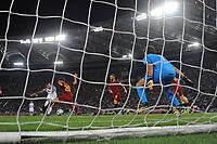 secondo gol di Mauro Icardi Inter. Goal celebartion.<br /> Roma 26-08-2017 Stadio Olimpico Calcio Serie A AS Roma - Inter Foto Antonietta Baldassarre / Insidefoto
