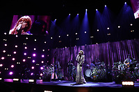 Florence + The Machine performing at the show opener