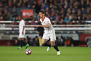 CLEMENT LENGLET of Sevilla FC during the Spanish championship Liga football match between FC Barcelona and Sevilla FC on April 5, 2017 at Camp Nou stadium in Barcelona, Spain. <br /> Photo Manuel Blondeau / AOP Press / ProSportsImages / DPPI