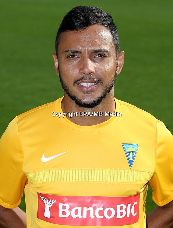 Portugal - Primera Liga NOS 2016-2017 /  <br /> ( GD Estoril Praia ) - <br /> Felipe Augusto Ferreira Batista