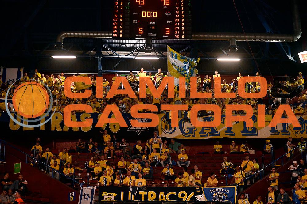 DESCRIZIONE : Milano Eurolega Eurolegue 2013-14 Final Four Final 1st 2nd place Finale 1 2 posto Maccabi Electra Tel Aviv Real Madrid<br /> GIOCATORE : Tifosi<br /> SQUADRA :&nbsp;Maccabi Electra Tel Aviv<br /> CATEGORIA : Tifosi<br /> EVENTO : Eurolega 2013-2014<br /> GARA : Maccabi Electra Tel Aviv Real Madrid<br /> DATA : 18/05/2014<br /> SPORT : Pallacanestro<br /> AUTORE : Agenzia Ciamillo-Castoria/Max.Ceretti<br /> Galleria : Eurolega 2013-2014<br /> Fotonotizia : Milano Eurolega Eurolegue 2013-14 Final Four Final 1st 2nd place Finale 1 2 posto Maccabi Electra Tel Aviv Real Madrid<br /> Predefinita :