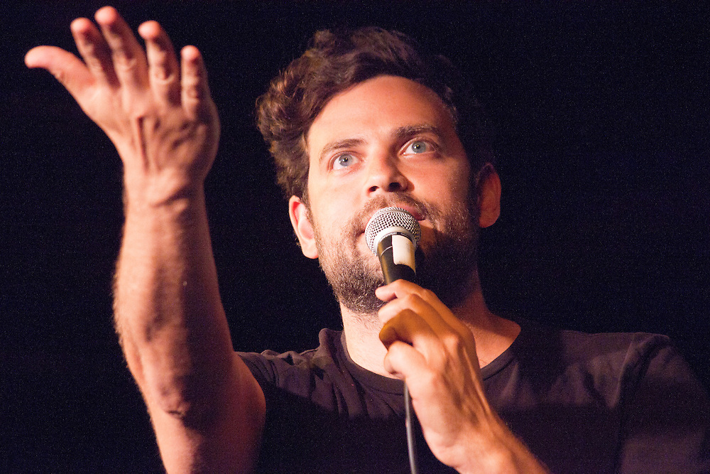 Barry Rothbart - Crappy Cinema Council - Public Assembly - July 3, 2012