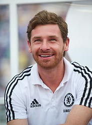 24.07.2011, Rajamangala National Stadium, Bangkok, THA, Chelsea FC Asia Tour, Thailand All Star XI vs Chelsea FC, im Bild // Chelsea's manager Andre Villas-Boas before a match against Thailand Premier League All Stars XI at the Rajamangala National Stadium in Bangkok on the club's preseason Asia Tour, EXPA Pictures © 2011, PhotoCredit: EXPA/ Propaganda/ D. Rawcliffe *** ATTENTION *** UK OUT!