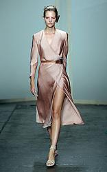 Donna Karan show at  New York Fashion Week, Monday, 10th  September 2012. Photo by: Stephen Lock / i-Images